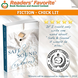 "News: ""Safe & Sound"" Named Readers' Favorite Award Finalist!"