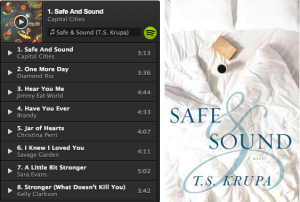 Reading Playlist: Safe & Sound