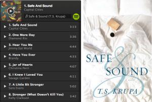 Reading Playlist: Safe & Sound